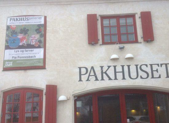 Pakhuset, Nykøbing Sjælland 2017